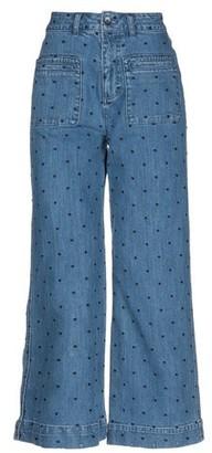 Ulla Johnson Denim trousers