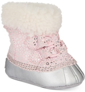 Sorel Baby Girls Shearling Cari Booties Women's Shoes