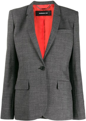 Barbara Bui Single Breasted Blazer