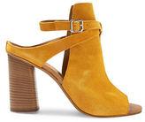 Topshop Nico Suede Shoe Boots