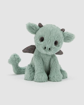 Jellycat Green Animals - Starry Eyed Dragon - Size One Size at The Iconic