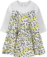 Kenzo Two-material dress