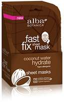 Alba Fast Fix Sheet Mask, (Pack of 8)
