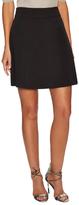 Halston Tulip Shape A Line Skirt