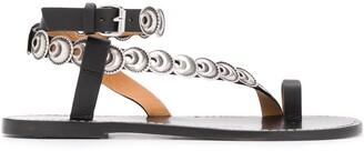 Isabel Marant Ermony disk embellished sandals