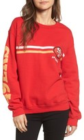 Junk Food Clothing Women's Retro Nfl Team Sweatshirt