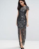 Paper Dolls Maxi Lace Dress