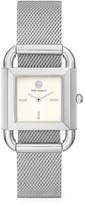Tory Burch Phipps Stainless Steel & Mesh Bracelet Watch