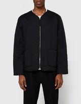 Our Legacy Liner Jacket Black Voile