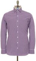 Twillory Purple Gingham