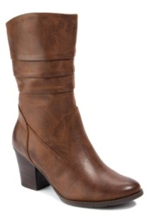 Bare Traps Baretraps Lovelace Mid-Shaft Boots Women's Shoes