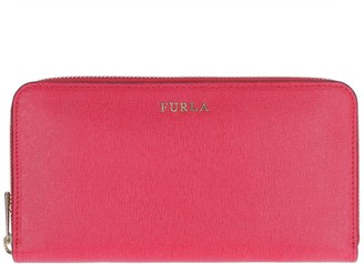 Furla Babylon Zip-around Leather Wallet