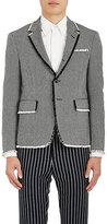 Thom Browne Men's Herringbone-Weave Three-Button Sportcoat