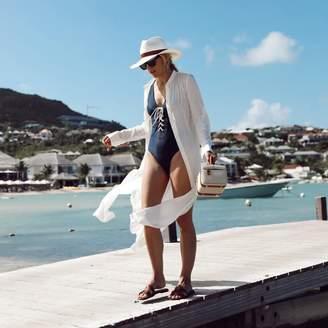 Summersalt The Effortless Shirtdress Cover-Up