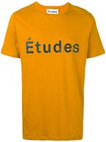 Études - 'Page Etudes' T-shirt - men - Cotton - L
