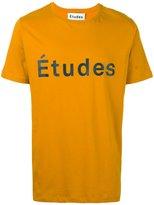Études - 'Page Etudes' T-shirt - men - Cotton - S