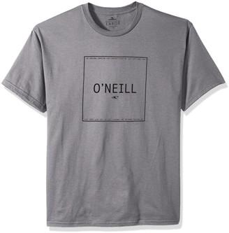 O'Neill Men's Modern Fit Logo Short Sleeve T-Shirt