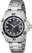 Invicta Men's 19263 Pro Diver Analog Display Japanese Quartz Silver Watch