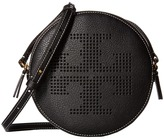 Tory Burch Perforated Logo Crossbody Cross Body Handbags