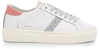 D.A.T.E Vertigo Calf Leather Sneakers