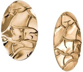 Marie June Jewelry Barren Gold Earrings