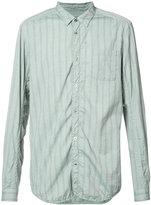 Undercover tonal stripe shirt