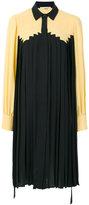 Marco De Vincenzo pleated midi dress