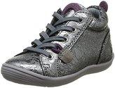 Noël Baby Girls' Mini Kd First Walking Shoes Grey Size: