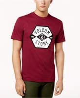 Volcom Men's Miners Logo T-shirt
