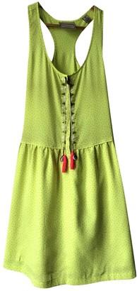 Maison Scotch Yellow Dress for Women