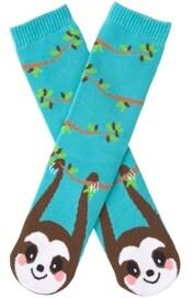 K. Bell Socks K. Bell Women's Sloth Tube Slipper