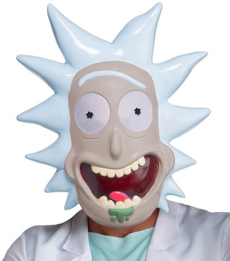 Toynk Toys Masks and Headgear - Rick & Morty Rick Costume Mask