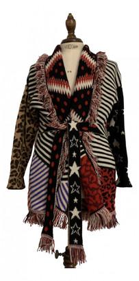 Alanui Anthracite Cashmere Knitwear
