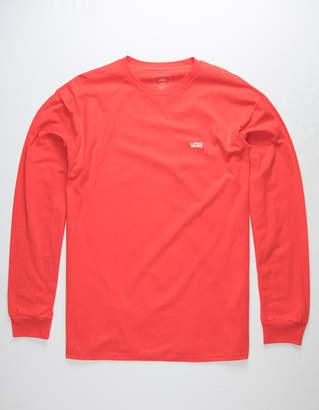 Vans Left Chest Hit Mens T-Shirt