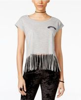 2 Kuhl Juniors' Fringe-Trim Graphic T-Shirt