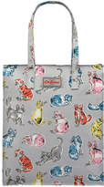 Cath Kidston Cats Tall Zipped Shopper