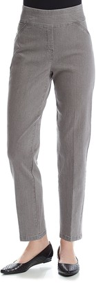 Alfred Dunner Women's Petite Stretch Short Pant