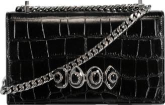 Alexander McQueen Jeweled Satchel
