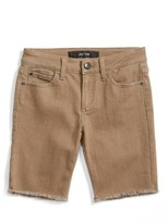 Joe's Jeans Toddler Boy's Frayed Hem Bermuda Shorts