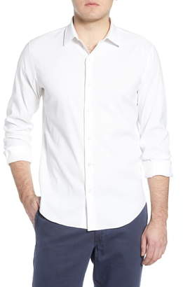Bonobos Solid Button-Up Performance Shirt
