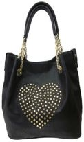 Betsey Johnson Heart Attack Tote Bag