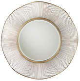 Arteriors Olympia Wall Mirror - Antiqued Brass