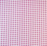 SheetWorld Fitted Sheet (Fits BabyBjorn Travel Crib Light) - Pink Gingham Check - Made In USA by sheetworld