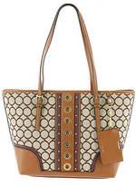 Nine West Ava 9S Jacquard Tote Bag