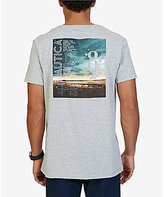 Nautica Photo Short-Sleeve V-Neck Graphic Tee