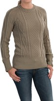 J.G. Glover & CO. Peregrine by J.G. Glover Sweater - Peruvian Merino Wool (For Women)