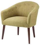 Nobrand No Brand Upholstered Chair - Yellow