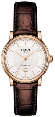 Tissot Carson Premium Automatic Lady Watch T122.207.36.031.00