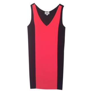 American Retro Pink Dress for Women