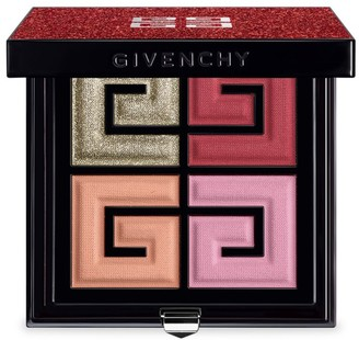 Givenchy Holiday 2019 Limited Edition Red Lights Face & Eye Palette
